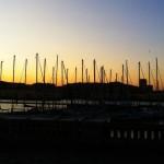 Sonnenaufgang Sète