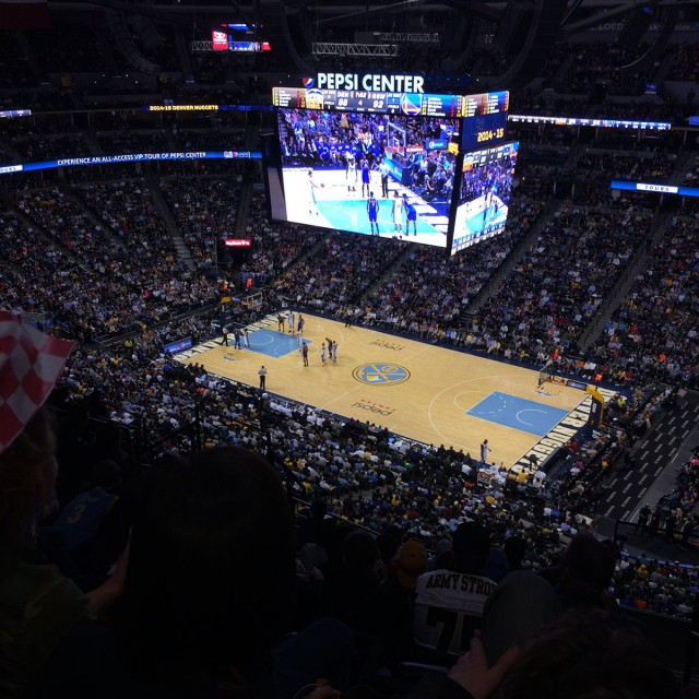 nuggets vs warriors